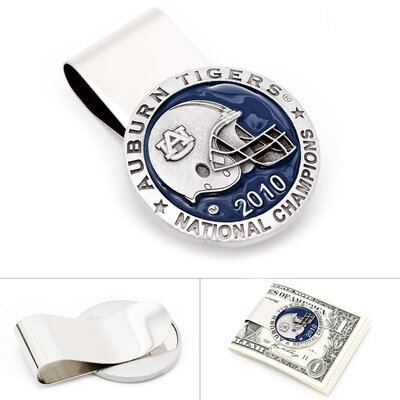 Cufflinks Inc. Auburn Championship Money Clip