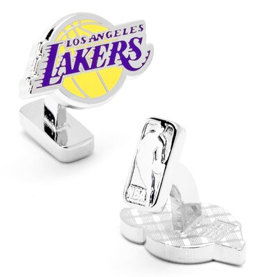 Cufflinks Inc. NBA LA Lakers Cufflinks