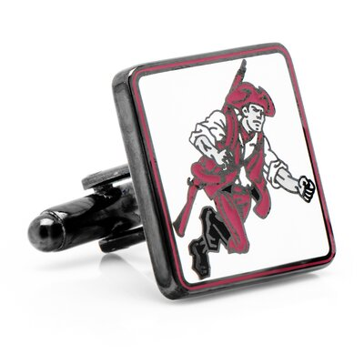 Cufflinks Inc. NCAA University of Massachusetts Minuteman Cufflinks