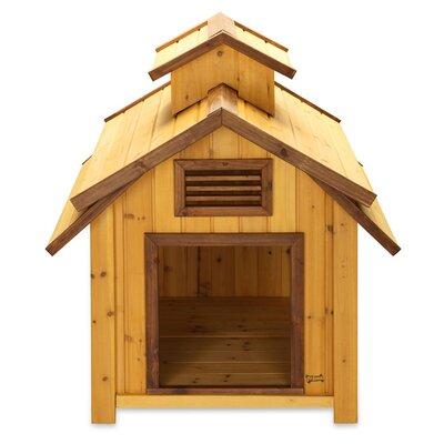 Pet squeak bird dog house reviews wayfair for Pet squeak dog house