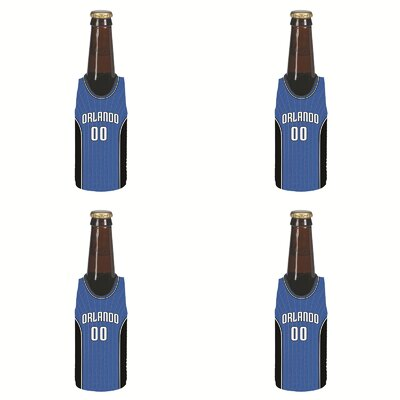 Kolder NBA Bottle Jersey (Set of 4)
