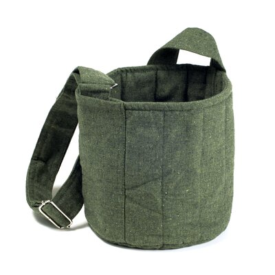 To-GoWare Two Tier Tiffin with Carrier Bag in Forrest Green