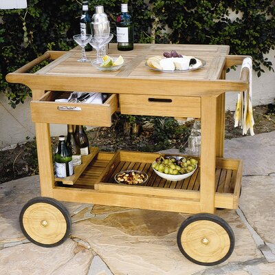 Kingsley Bate Serving Cart