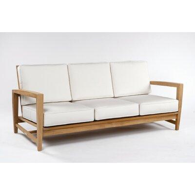 Kingsley Bate Amalfi Deep Seating Sofa with Cushions