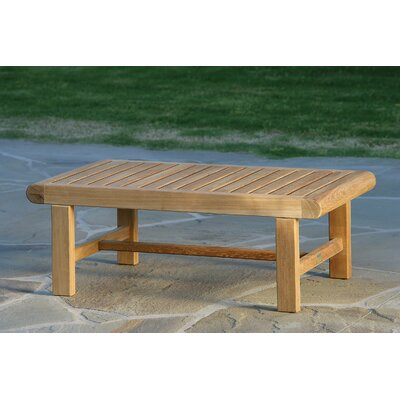 Kingsley Bate Nantucket Coffee Table