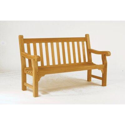 Kingsley Bate Hyde Park Teak Garden Bench