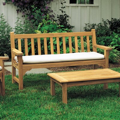 Kingsley Bate Dunbarton Bench Cushion