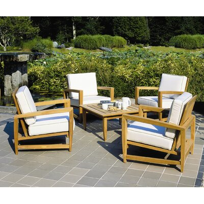 Kingsley Bate Amalfi Lounge Seating Group with Cushions