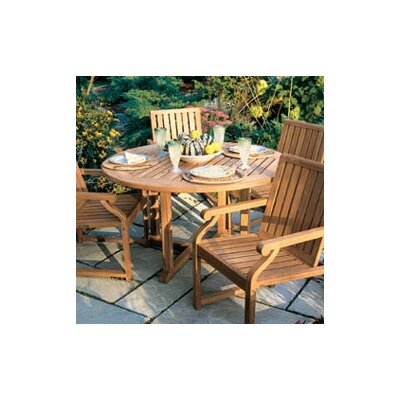 Kingsley Bate St. Tropez 5 Piece Dining Set