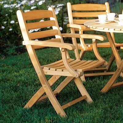 Kingsley Bate Gearhart Folding Dining Arm Chair