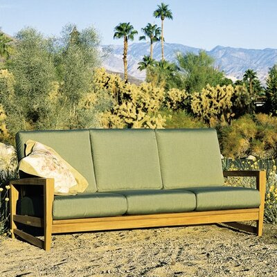 Kingsley Bate Amalfi Deep Seating Sofa with Cushions