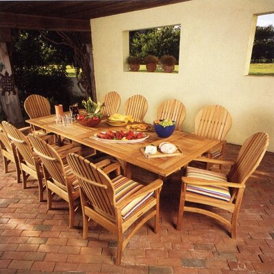 Essex 11 Piece Dining Set