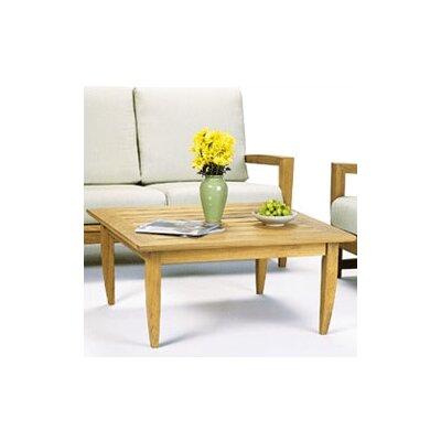 "Kingsley Bate Amalfi 40"" Square Coffee Table"