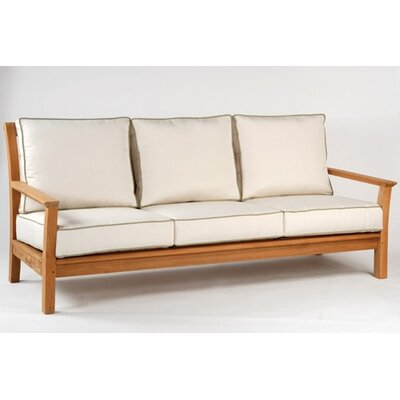 Kingsley Bate Chelsea Deep Seating Sofa with Cushions