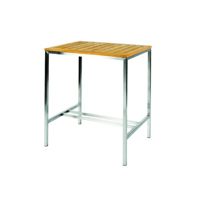 Kingsley Bate Tiburon Rectangular Bar Table