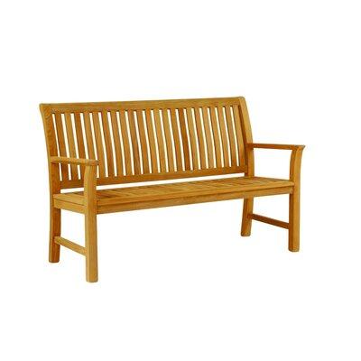 Kingsley Bate Chelsea Bate and Teak Garden Bench