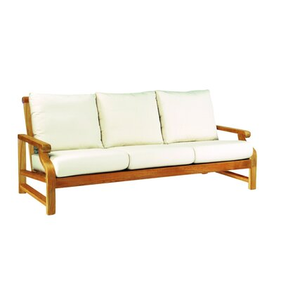 Kingsley Bate Nantucket Deep Seating Sofa with Cushions