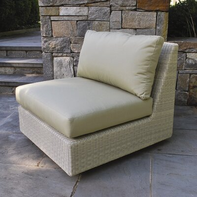 Kingsley Bate Westport Sectional Deep Seating Armless Chair with Cushion