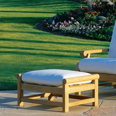 Kingsley Bate Nantucket Deep Seating Ottoman