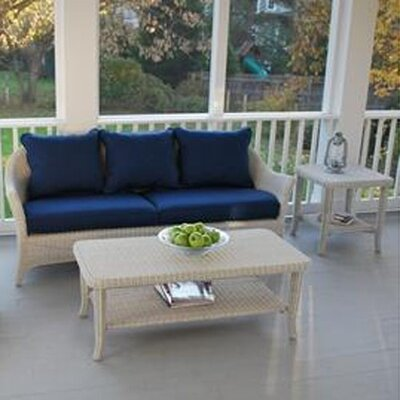Kingsley Bate Cape Cod Deep Seating Sofa with Cushion