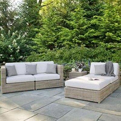 Kingsley Bate Sag Harbor Deep Seating Group with Cushions