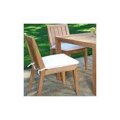 Kingsley Bate Dining Side Chair Seat Cushion