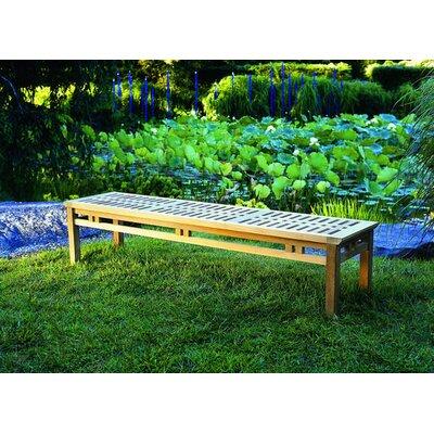 Kingsley Bate Mandalay Teak Picnic Bench