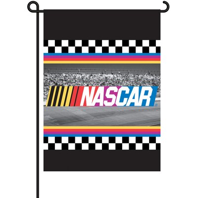 BSI Products NASCAR 2-Sided Garden Flag Set