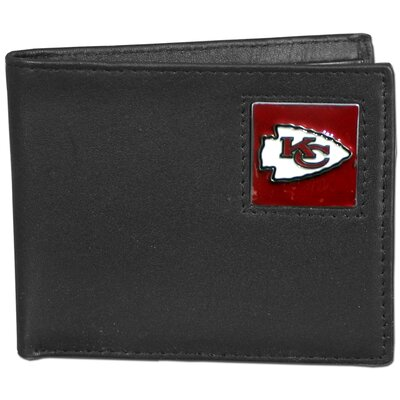 NFL Kansas City Chiefs Bi-Fold Wallet