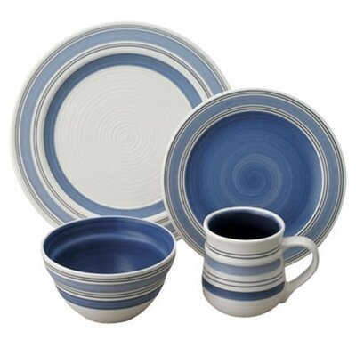 Rio 48 Piece Dinnerware Set