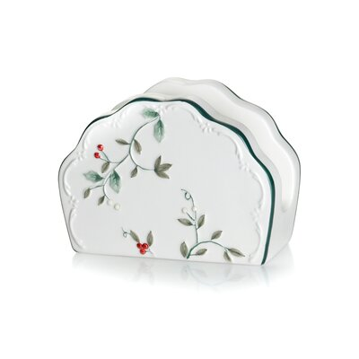 Pfaltzgraff Winterberry Napkin Holder