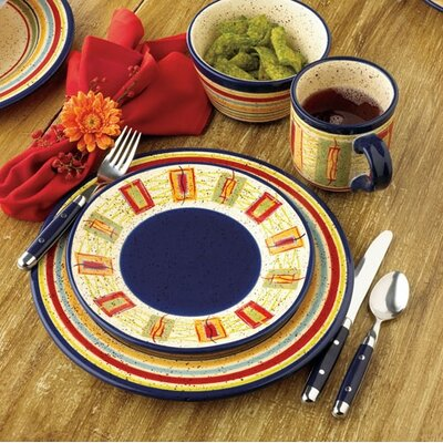 Sedona Dinnerware Set