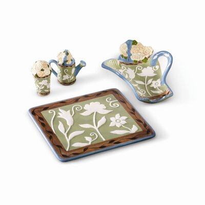 Charming Pfaltzgraff Dinnerware Patio Garden Collection Gallery ...