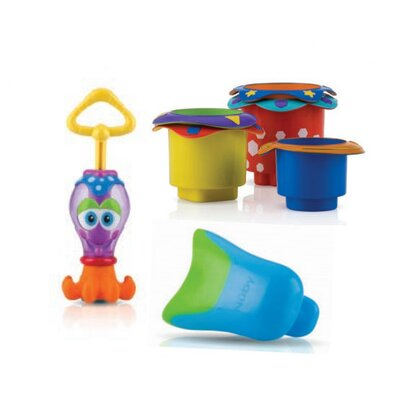Nuby Fun Bath Set