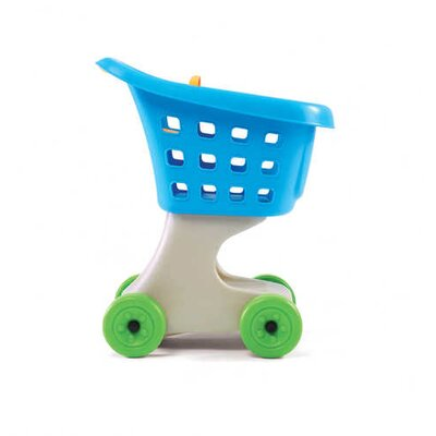 Step2 Little Helper's Shopping Cart in Blue