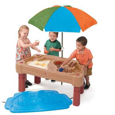 Step2 Play Up Adjustable Sand and Water Table