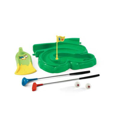 Step2 Double Play Sports Tee to Green Golf Set
