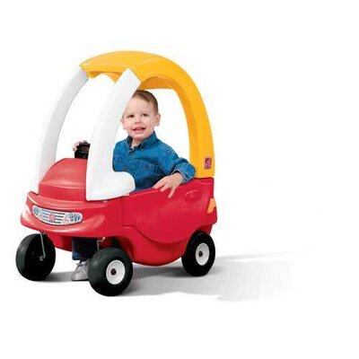 Step2 Toddle Tune Coupe in Red