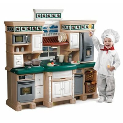 Step2 LifeStyle Deluxe Kitchen Playset