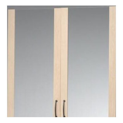 Wildon Home ® 600 Series 2 Tall Glass Doors