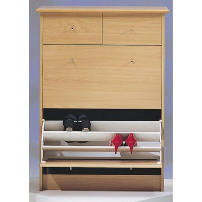 Wildon Home ® Nightline Shoe Cabinet