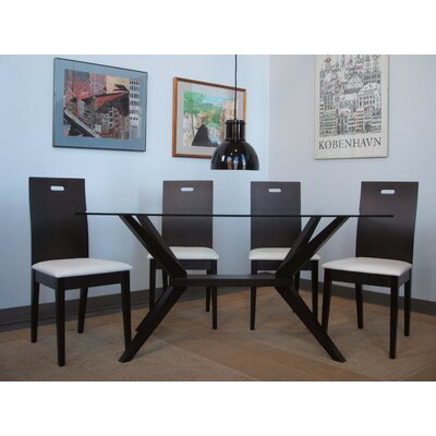 Wildon Home ® Caserta 5 Piece Dining Set