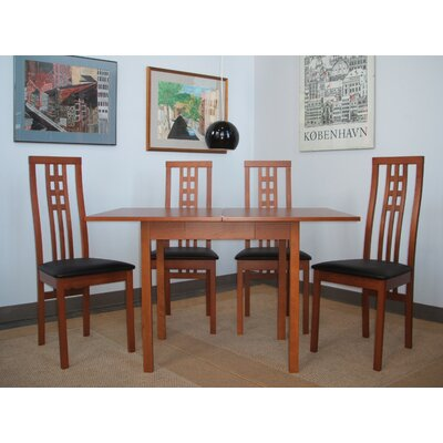Wildon Home ® Flip 5 Piece Dining Set