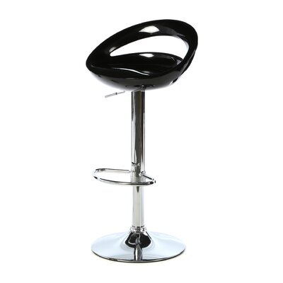 "LumiSource Swizzle 23.5"" Adjustable Bar Stool"