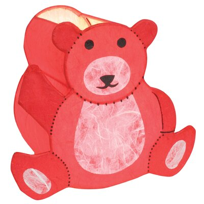 LumiSource Night Time Pals Barry the Bear Kids Table Lamp