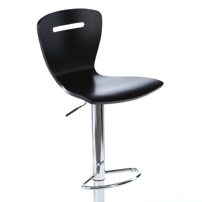 "LumiSource H2 23"" Barstool in Black"