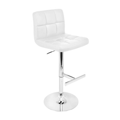 Lager Adjustable Bar Stool