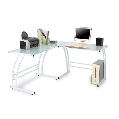 Double Bit Computer Desk / Workstation
