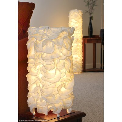Lumisource Lace Tower Floor Lamp Amp Reviews Wayfair