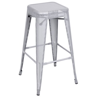 LumiSource Denza Mesh Stacking Barstool